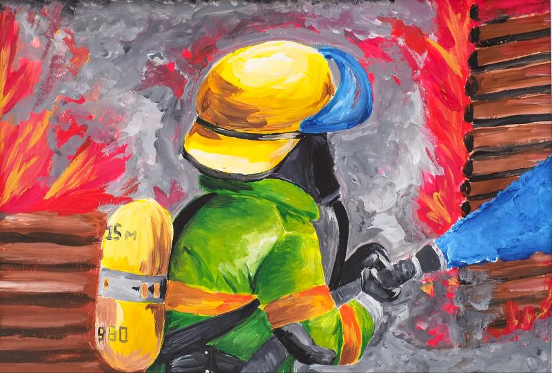 Картинки на тему пожар и пожарный